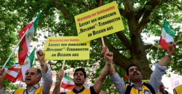 ألمانيا توافق على تسليم بلجيكا دبلوماسيا إيرانيا على خلفية مخطط اعتداء أحبط في فرنسا