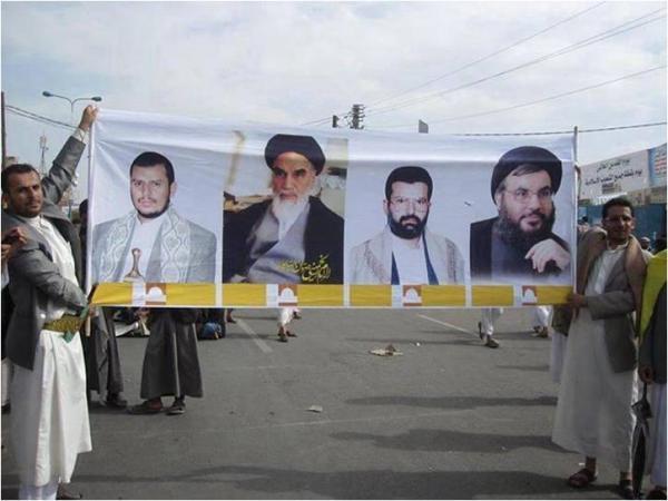 السفير باحميد: ما يحدث في اليمن هو انقلاب مكتمل الاركان بدعم مباشر من  ايران