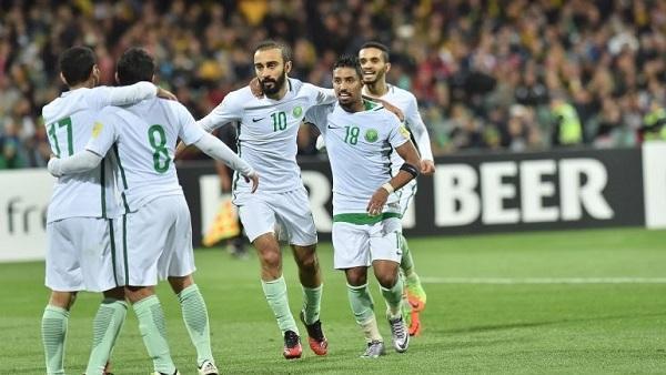 منتخب السعودية يكرم ضيافة سنغافورة بثلاثية مع الرأفة