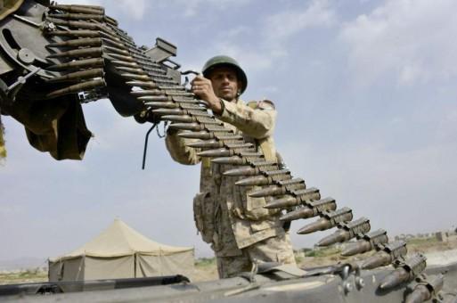 هجوم على مواقع المرتزقة غرب مأرب