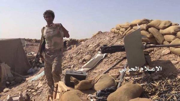 هجوم على مواقع في نجران والعدو يعترف بمصرع 3 من جنوده (موسع)