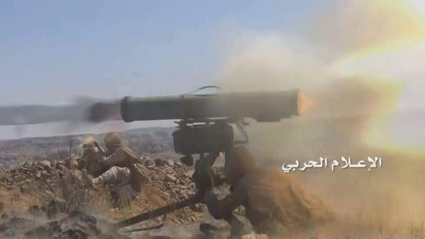 قصف مدفعي متبادل في 3 مديريات بالجوف