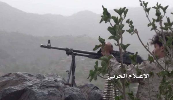 مأرب: صد هجوم للمرتزقة صوب جبل &#34هيلان&#34