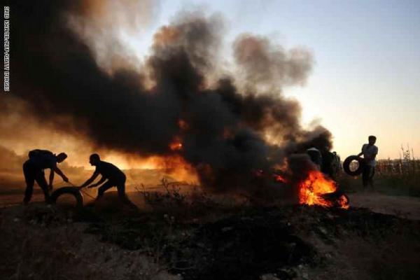 مقتل 6 فلسطينيين في غزة.. والجيش الإسرائيلي يعلن إحباط هجوم على موقع عسكري