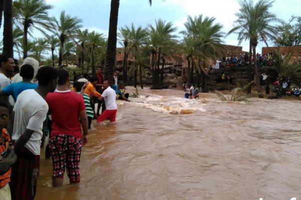 مدير الأرصاد بعدن لـ&#34خبر&#34: عين الإعصار &#34لُبان&#34 ستكون بين المهرة سيحوت وحضرموت