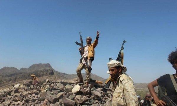 كسر أعنف هجوم للمليشيات الحوثية في الفاخر بالضالع