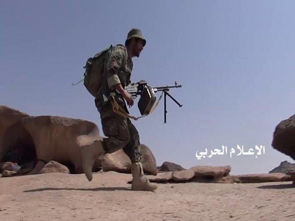 نهم: وحدات الجيش تهاجم مواقع المرتزقة
