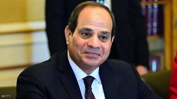 الرئيس المصري: أمن الكويت من أمن مصر
