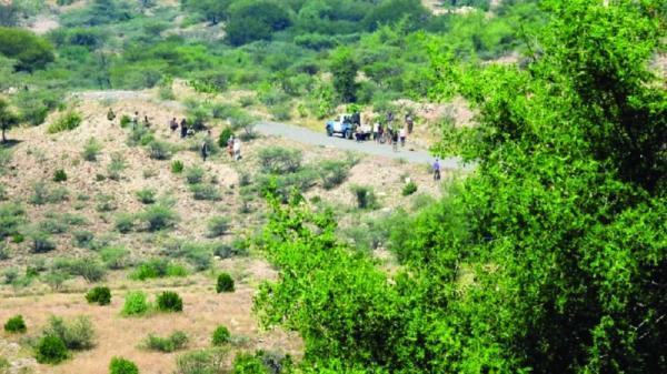 مصادر تفند ادعاءات الحوثيين السيطرة على معسكر الجب بالضالع وتعزيزات واشتباكات