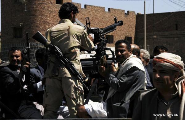 حملة اختطافات حوثية طالت مواطنين في خمس محافظات
