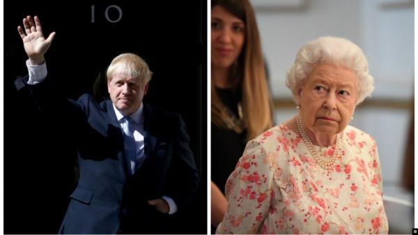 """الملكة إليزابيث: خروج بريطانيا من الاتحاد الأوروبي """"أولوية"""" في 31 أكتوبر"""