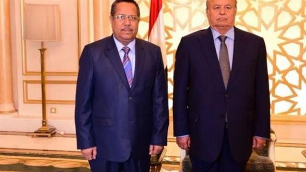 هادي يقيل بن دغر ويعين معين عبدالملك رئيسا للحكومة اليمنية