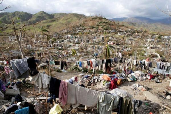 مشاهد رهيبة.. هايتي بعد الإعصار ماثيو (2)