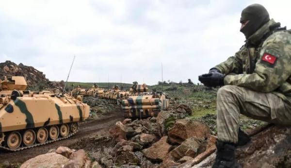 الغزو التركي الماكر للأراضي العربية
