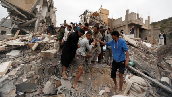 سناتورات يكتبون في &#34نيويورك تايمز&#34: أوقفوا الحرب اللعينة على اليمن