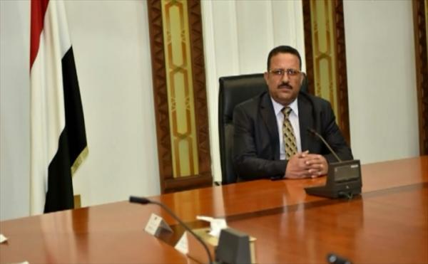 لبوزة يُهنئ الزعيم صالح بنجاح العملية الجراحية
