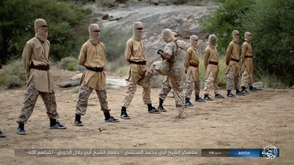 داعش يواصل توسعه في اليمن.. تدريبات لآلاف المقاتلين