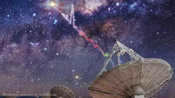 رصد إشارات قد تكون من حضارات فضائية متقدمة