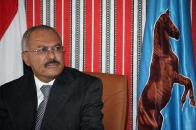الزعيم صالح يُهنئ رئيس وقيادة الحزب الشيوعي الصيني بانعقاد مؤتمره العام