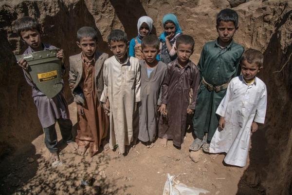 اليونيسف: أطفال اليمن تحملوا ما لا يتحمله أي إنسان