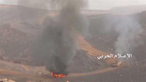 وحدات الجيش تدك مواقع في العمق السعودي