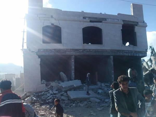 الحوثيون يفجّرون منزلاً آخر للقيادي الإصلاحي &#34بدير&#34 في يريم ويتوجّهون إلى الرضمة
