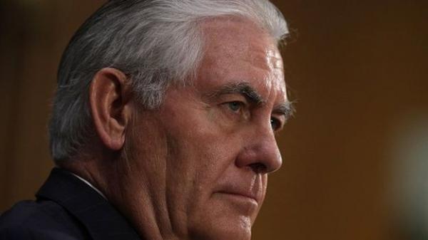وزير الخارجية الامريكية: لا يوجد حل سريع للأزمة القطرية