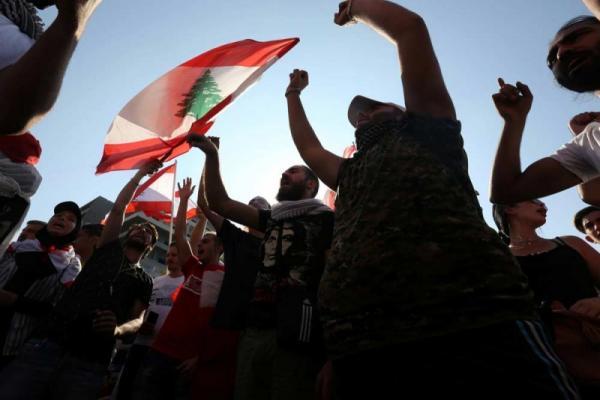 نهاية ملالي إيران يكتبها الشارع اللبناني