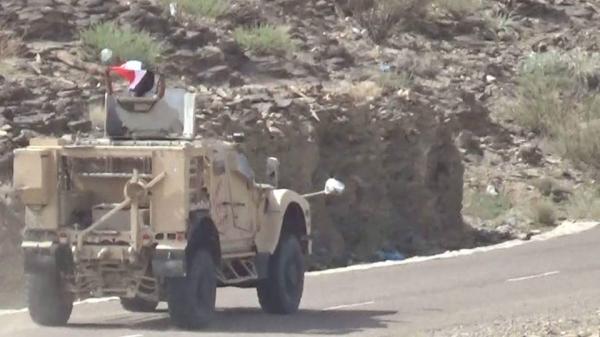 مقتل عدد من عناصر المليشيا وتدمير آليات تابعة لها بمحاولة تسلل فاشلة بصلو تعز