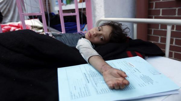 الصحة العالمية: 257 حالة وفاة بوباء الدفتيريا في اليمن