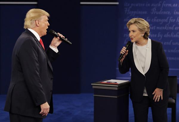 هيلاري-ترامب.. المواجهة الأخيرة