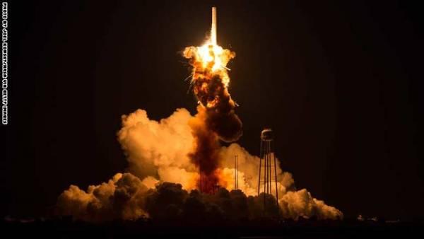 ماذا كان يحمل صاروخ ناسا الذي انفجر فور إطلاقه؟