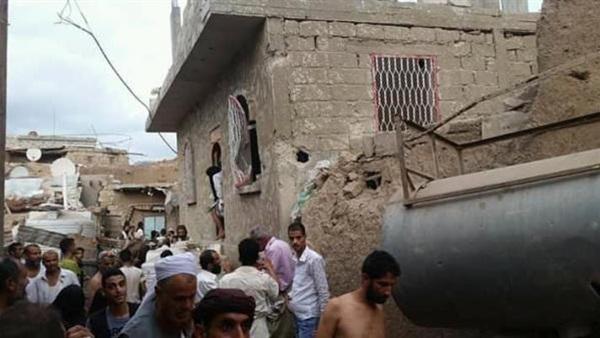 مقتل طفل بقذيفة حوثية في الضالع