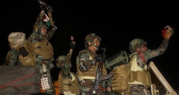 الأكراد يصدون هجوماً لـ&#34داعش&#34 في كوباني.. والتحالف يواصل غاراته