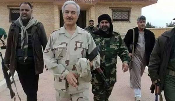 قوات اللواء حفتر تقتل زعيم أنصار الشريعة في بنغازي