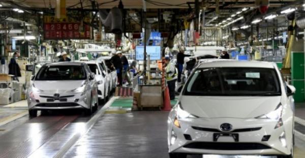 تويوتا تستدعي مليونا و600 ألف سيّارة بسبب مشاكل في الوسادات الهوائية