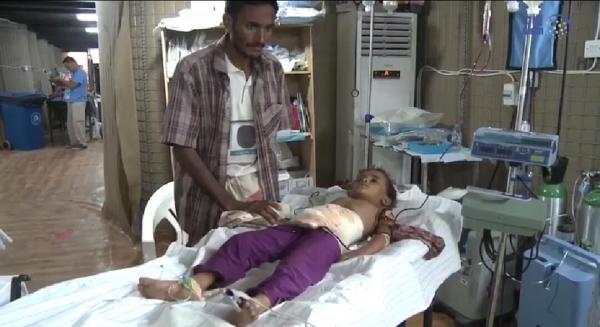 إصابة طفل برصاص قناص حوثي في التحيتا بالحديدة
