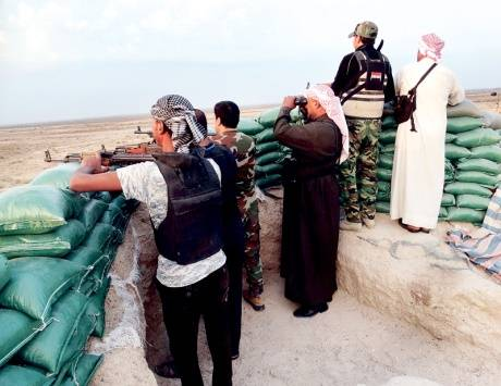 """""""داعش"""" يرتكب مجزرة جديدة بحق أبناء عشيرة البونمر"""