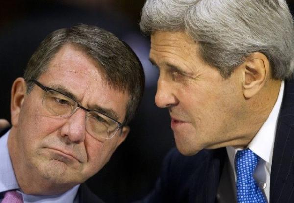 رسالة السيناتور &#34تيد ليو&#34 إلى كارتر وكيري: نحن في خطر قانوني.. السعودية تضرب عمداً أهدافاً لزيادة المجاعة في اليمن