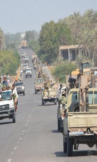 العمليات العسكرية لتحرير الحديدة تدخل مرحلة الالتحام المباشر مع المليشيات الحوثية داخل المدينة (صور)