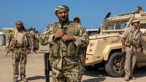 العميد طارق صالح: نكرر الطلب بإنهاء اتفاق السويد