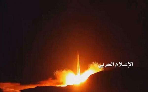 صاروخ الرياض بعيون العالم الغربي