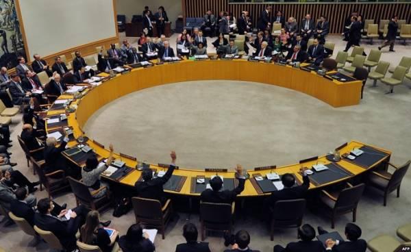 ترجمة| مجلس الأمن يقر عقوبات: منع من السفر وتجميد أرصدة