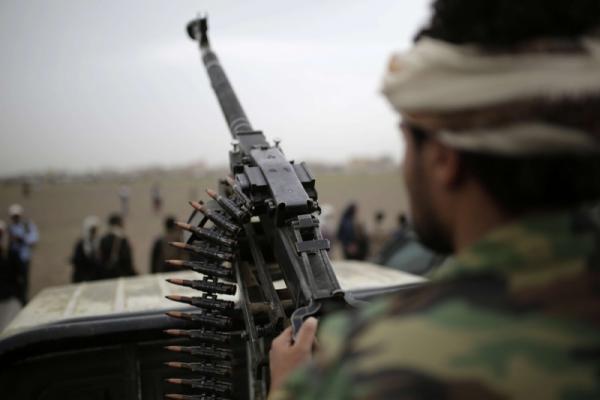 """مليشيات الحوثي تعمل على إنشاء معسكر تدريبي في منطقة آهلة بمخلاف """"العود"""""""