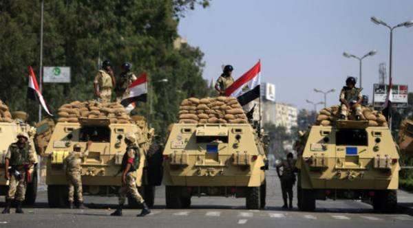 مقتل 8 ارهابيين وضبط 13 اخرين خلال حملات أمنية شمال سيناء