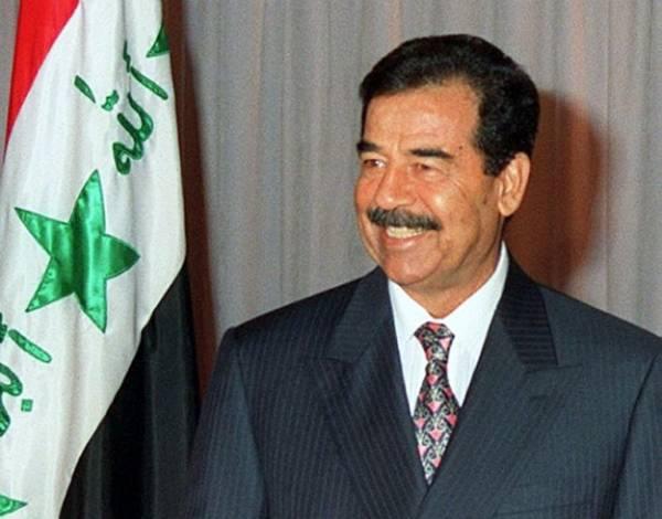 &#34داعش&#34 يفجرون قبر والد الرئيس العراقي الراحل صدام حسين