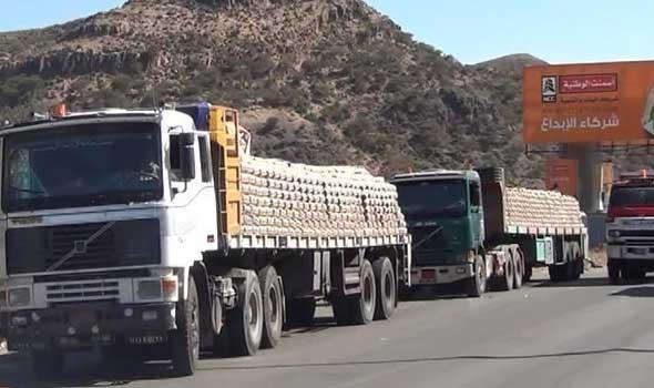 القطاع الخاص: نقل البضائع من الموانئ إلى صنعاء أكثر كلفة من نقلها من الصين