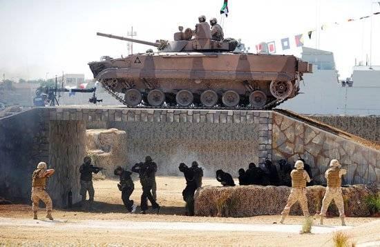 بالصور.. صحيفة أمريكية: الإمارات تمتلك جيشاً من أقوى جيوش المنطقة