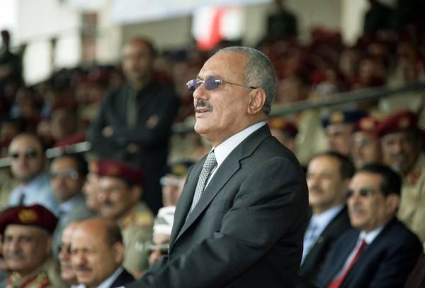 الرئيس السابق علي عبدالله صالح: العقوبات لا تمثل مشكلة والمنع من السفر &#34أحسن قرار&#34