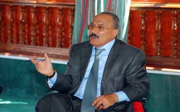 النص الكامل لمقابلة الرئيس صالح مع شبكة الإعلام الروسية